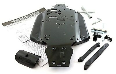 Kyosho Inferno Neo 2.0 Main Black Chassis Side Guards Braces Bumper; IF235 MP7.5