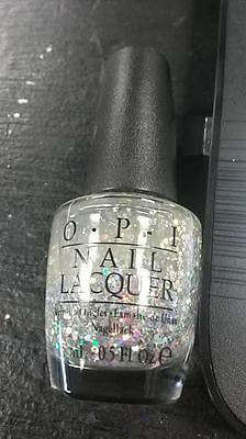 Opi Nail Polish Lacquer Snowflakes In The Air Limited Edition 0.5 Fl Oz