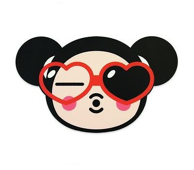 PUCCA : Animation Character Collectibles Mousepad, Mouse Pad Mat (Type C)