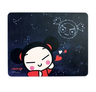 PUCCA : Animation Character Collectibles Mousepad, Mouse Pad Mat (Type D)