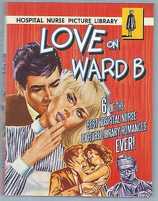 Hospital Nurse Picture Library Love On Ward B 2008 Paperback Good Condition