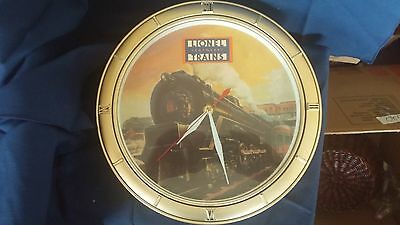 Lionel Legendary Trains Battery Wall Clock Officially Licensed Collectors Editio