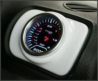 Audi A3 Mk1 8L1 Air Vent Pod Gauge Holder - Gloss White