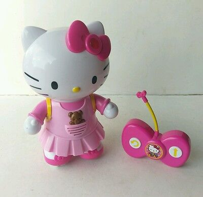 Hello Kitty WALKING DOLL WITH REMOTE CONTROL