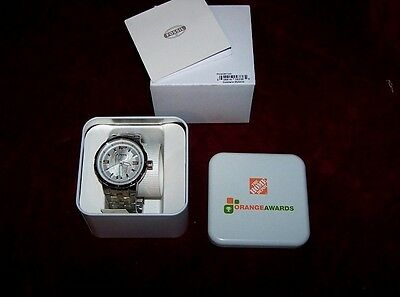 Home Depot  FOSSIL MENS WATCH   NEW
