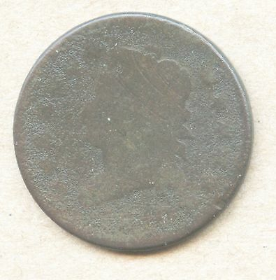 1810 CLASSIC HEAD LARGE CENT Filler FREE SHIPPING