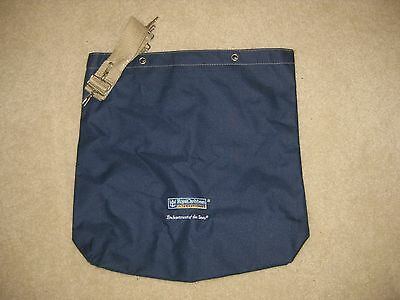 Royal Caribbean New Canvas Tote Bag Navy Enchantment Of The Seas Sturdy Large