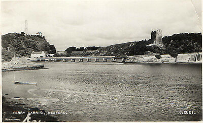 FERRY CARRIG WEXFORD IRELAND BY JOYCE SUCCESSOR TO VALENTINES POSTCARD No R2821
