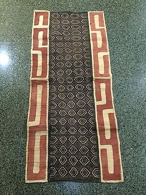 African Art, Tribal Art Kuba Cloth