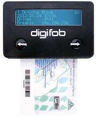 digifob 3 instant digital tachograph driver card reader analysis
