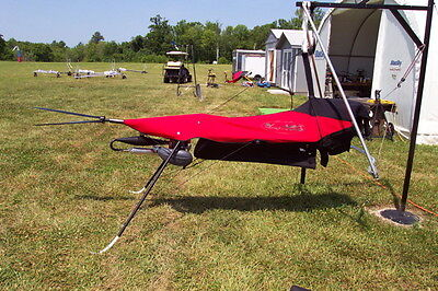 Mosquito Nrg Powered Hanggliding Harness