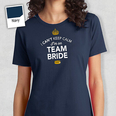 Team Bride To Be T Shirt Bridal Gift Present Hen Do Wedding Party