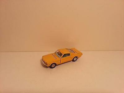 Dinky Toys 161 Ford Mustang, Yellow, In Good Original Condition.
