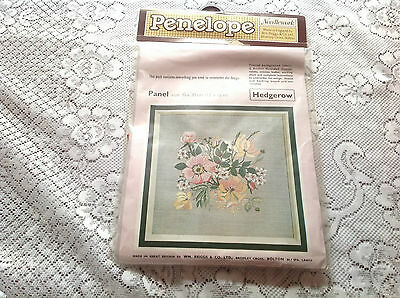 Penelope ' Hedgerow ' Embroidery Kit **PLEASE READ LISTING**