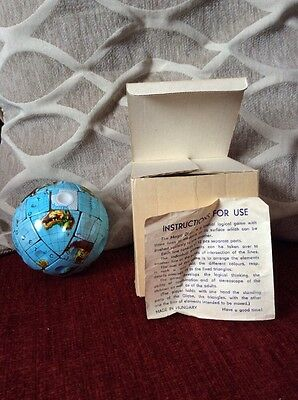 Magic Globe Puzzle-A Spatial Logical Game-With Instructions & Box