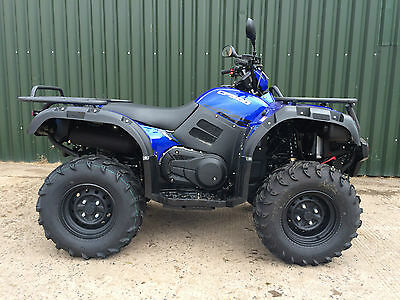 Quadzilla 500 4X4 Terrian Road Legal Quad Bike Atv   2017