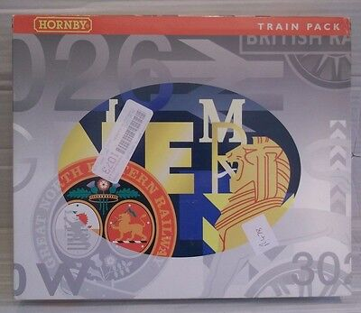 "Hornby R2329M ""Thames-Clyde Express"" Train Pack - BOX, POLY TRAY & CERT LTD EDTN"
