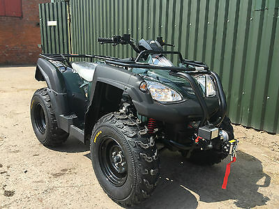 Adly 320 Shaft Drive 2016 Road Legal Quad Bike Atv Finance Available