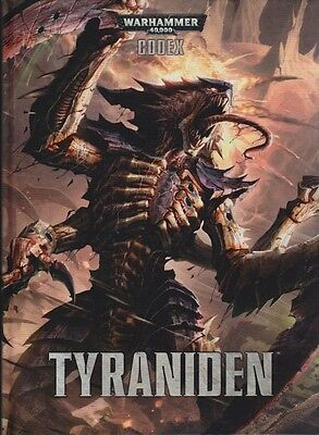 Tyraniden Codex (Deutsch) Softcover Games Workshop Warhammer 40.000 GW 40k