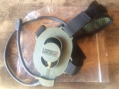 Bowman Personal Role Radio Headset PRR  British Army