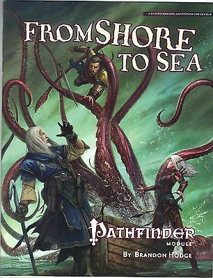 Pathfinder Module From Shore to Sea D&D 3.5 OGL Price Inc Del in UK