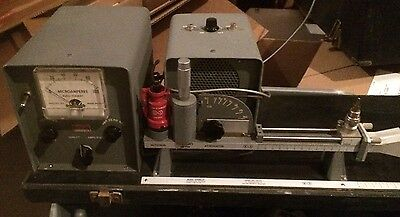 Budd Stanley X4100A Electro Magnetic Radiation Demonstration Trainer Tester