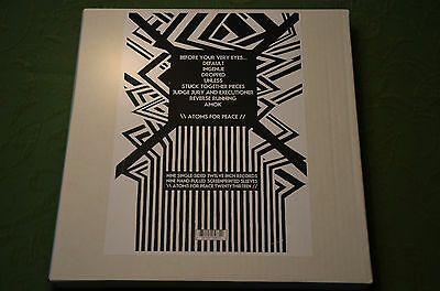 Atoms For Peace - Amok Box Limitiert auf / limited to 400  Radiohead / RHCP