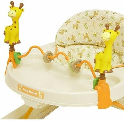 Baby Trend - Baby Activity Walker With Toys, Kiku