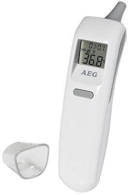 SANITAS Multifunktions Thermometer SFT 75 Stirnthermometer Ohr Stirn Baby Kind