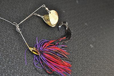 "Spinner Bait NewTwin Arm Lure Cod or Yellow belly (Spinnerbait) MUZZA""S Lures"