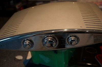 Audio Innovations Alto Chrome Amplifier 1990's Excellent Working Order