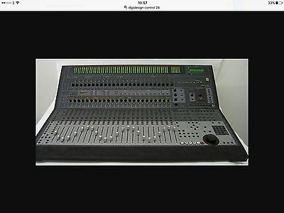 Focusrite Control 24 Digital Control Surface/Mixer