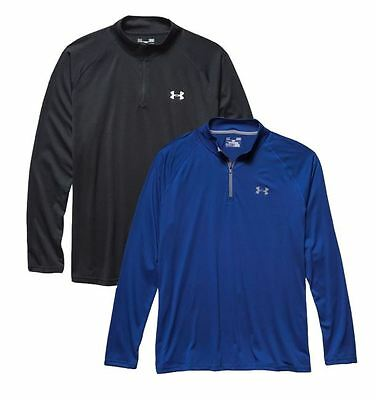 Under Armour Men's UA Tech Long Sleeve 1/4 Zip Pullover