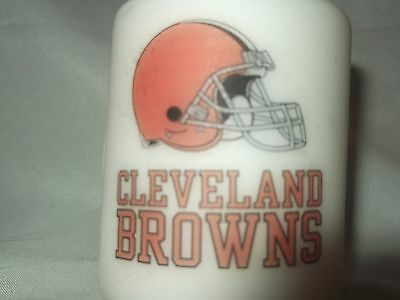 Unique NFL team Cleveland Browns Candle Gift