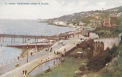 I.o.w. Ventnor, From East Cliff By Celesque