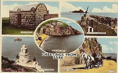 C.i. - Sark - Greetings From - Multi View - By Harvey Barton