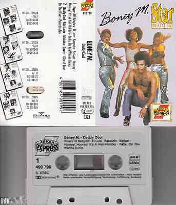 BONEY M. - Star Collection ★ MC Musikkassette Cassette