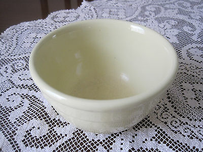 Vintage Fowler Ware Size 36 Yellow Mixing Bowl