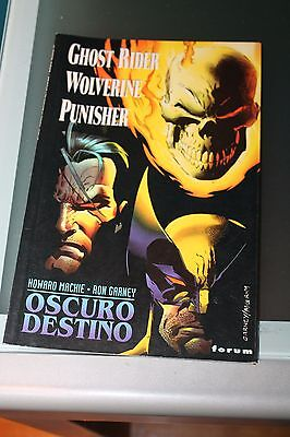 Oscuro Destino Ghost Rider Wolverine Punisher Forum
