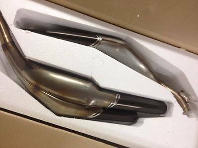 Mv Agusta F4 Exhaust Pipes