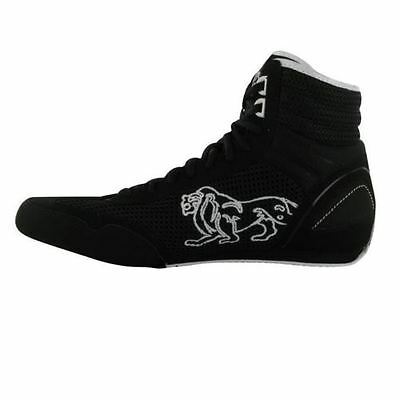 Lonsdale Contender Boxing shoes Black US9-$93