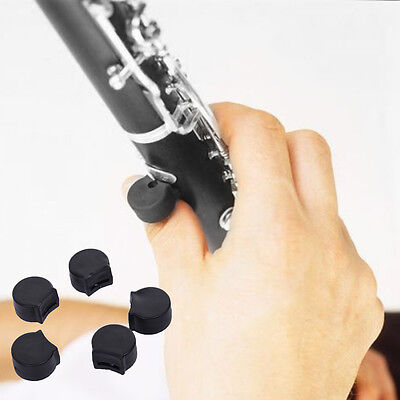 For Clarinet 5pcs Rubber Thumb Stick Cover Grip Caps Pad Clarinet Accessories