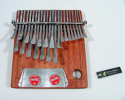 23 Key Mbira Thumb Piano Karimba Kalimba C. Vambe Handmde in Zim. SHIPS from USA