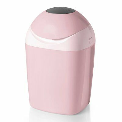 SANGENIC Poubelle à Couches Tommee Tippee Rose poudré - 84008201 !!!