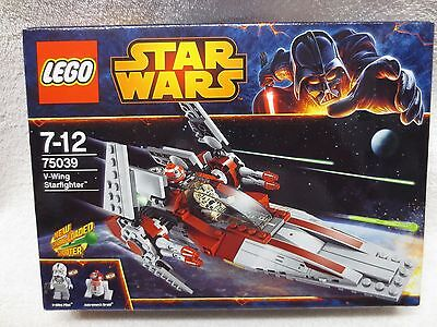 Lego Star Wars 75039 V-Wing Starfighter – New - Unopened