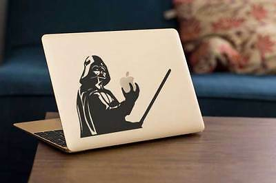 STICKERS DECAL STAR WARS DARTH VADER for MAC MACBOOK PRO AIR 11, 13, 15 and 17''