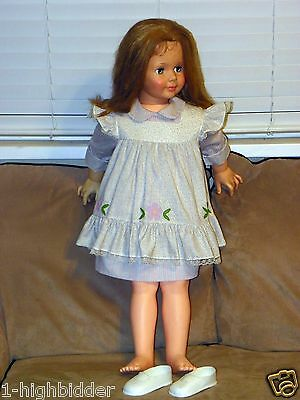 Vtg 1950s Patti Patty Playpal Play Pal Companion Doll Shoes IDEAL Toy Corp G-35