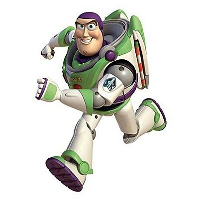RoomMates Roommates Rmk1431Gm Toy Story Buzz Glow In The Dark Giant Wall Decal
