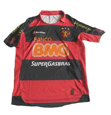 Sport Club do Recife Home Kit Spieltrikot Camiseta Maglia #10