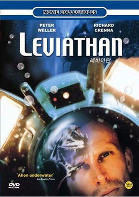 Leviathan (1989) Peter Weller, Richard Crenna DVD *NEW